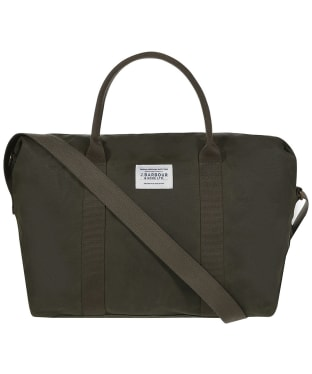 Barbour Archive Holdall Bag - Archive Olive