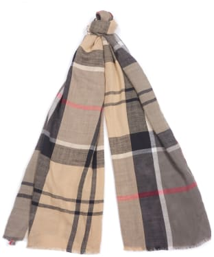 Barbour Walshaw Tartan Scarf - Dress Tartan
