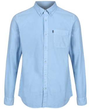 Men's Barbour x Sam Heughan Cagney Shirt - Powder Blue