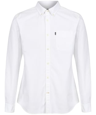 Men's Barbour x Sam Heughan Cagney Shirt - Whisper White