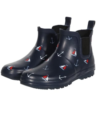 Barbour Kid's Birtley Wellington Boots