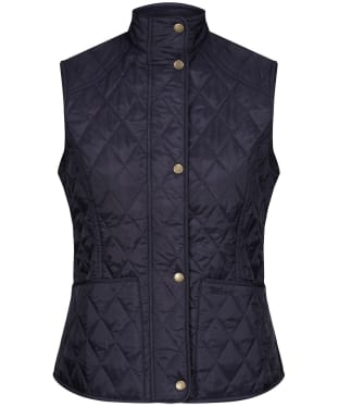 Women's Barbour Summer Liddesdale Gilet - Navy