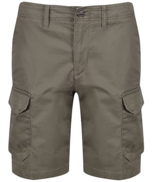 Men's Timberland Webster Lake Stretch Twill Classic Cargo Shorts - Grape Leaf
