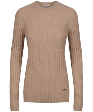 Women's Barbour Langdale Crew Neck Lambswool Sweater