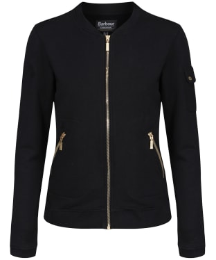 Women's Barbour International Division Sweater Jacket