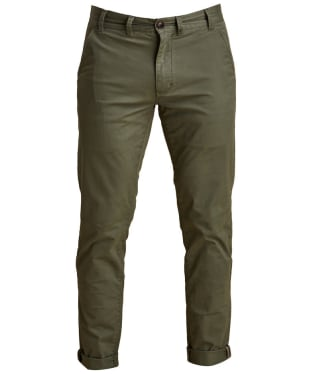 Men's Barbour Performance Neuston Trousers - Light Olive