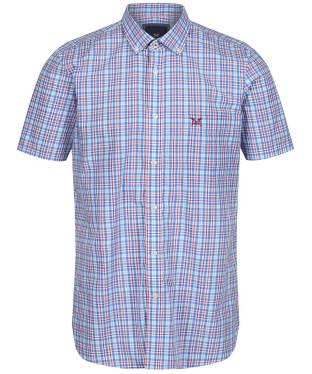 Men's Crew Clothing Multi Check Shirt