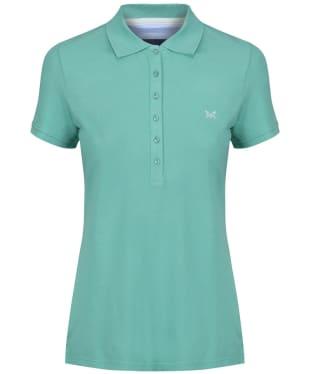 Women's Crew Clothing Classic Polo Shirt