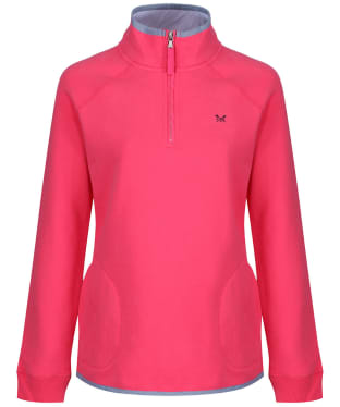 Women's Crew Clothing ½ Zip Sweatshirt