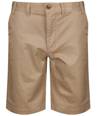 Men's Barbour Performance Neuston Shorts - Stone