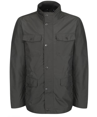 Men's Crew Clothing Travel Jacket - Dark Khaki