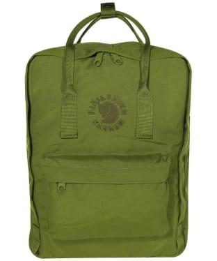 Fjallraven Re-Kanken Special Edition Backpack - Spring Green