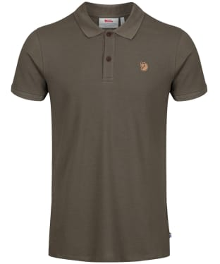 Men's Fjallraven Ovik Polo Shirt - Tarmac