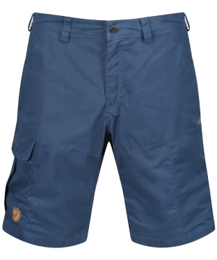 Men's Fjallraven Karl Pro Shorts - Uncle Blue