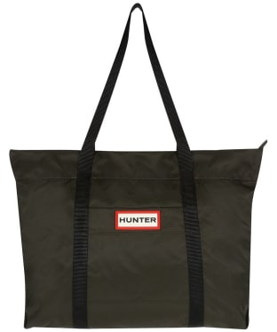 Hunter Original Tote Bag - Dark Olive