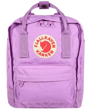 Fjallraven Kanken Mini Backpack - Orchid