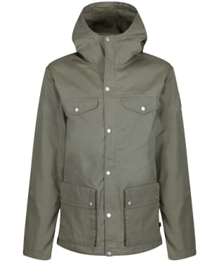 Men's Fjallraven Greenland Jacket - Green