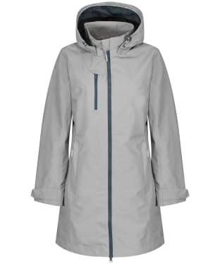 Women's Seasalt Coverack Waterproof Jacket - Chalk Grey