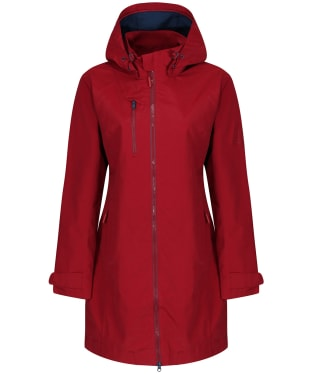 Women's Seasalt Coverack Waterproof Jacket - Mainsail