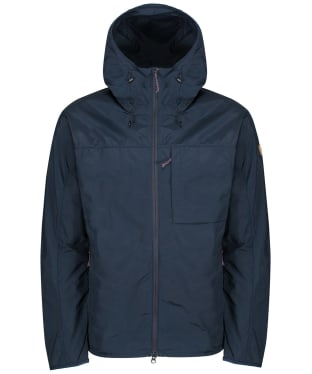 Men's Fjallraven High Coast Wind Jacket - Navy