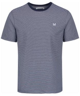 Men's Crew Clothing Fine Stripe Tee