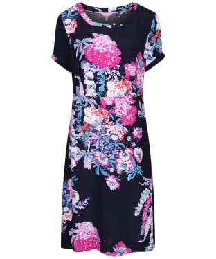 Women's Joules Krista Printed Dress - Navy Floral