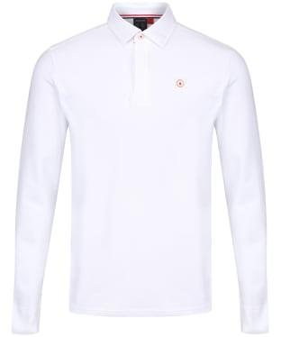 Men's Musto Strait Rugby Shirt - White
