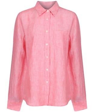 Women's Schoffel Saunton Shirt - Coral