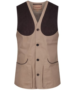 Men's Schoffel All Season Shooting Vest - Camel