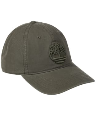 Timberland Cotton Canvas Cap - Grape Leaf
