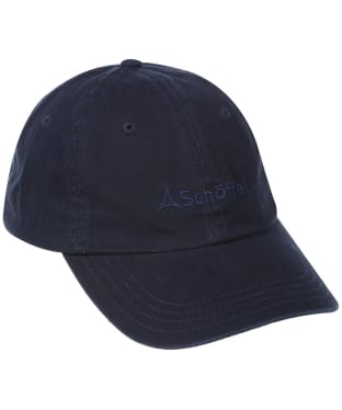 Schoffel Bembridge Cap - Weathered Navy