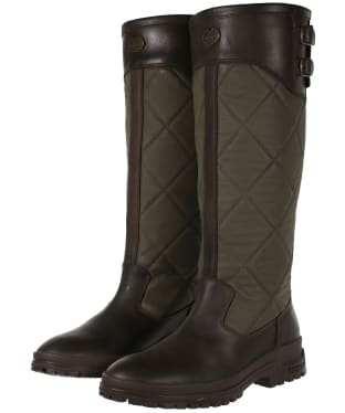 Women's Le Chameau Jameson Quilted Boots