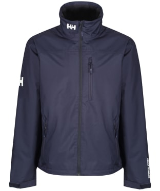 Men's Helly Hansen Crew Midlayer Jacket - Graphite Blue