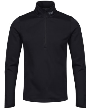 Men's Helly Hansen Rapid ½ Zip Top - Black