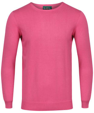 Men's Alan Paine Hempton Long Sleeve Crew Neck Sweater