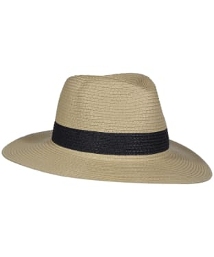 Women's Joules Dora Fedora Hat - French Navy