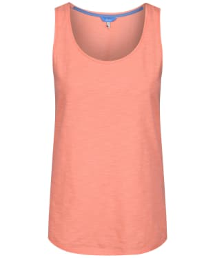 Women's Joules Bo Vest Top - Orange
