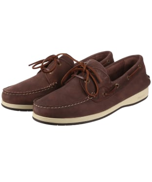 Men's Dubarry Pacific ExtraLight® Deck Shoes - Donkey Brown