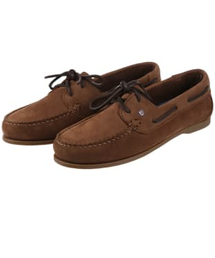 Women's Dubarry Aruba Deck Shoes - Cafe