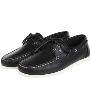 Men's Dubarry Port Deck Shoes - Navy