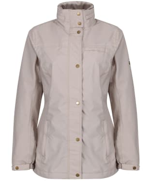 Women's Dubarry Aran Waterproof Jacket - Tan