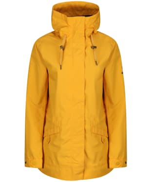 Women's Dubarry Shannon Waterproof Jacket - Sunflower