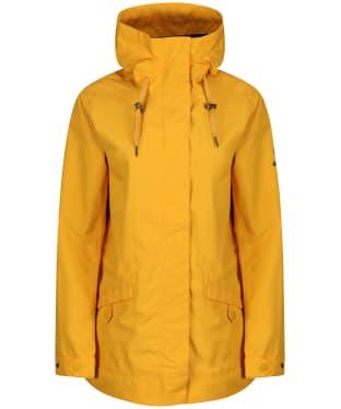 Women's Dubarry Shannon Waterproof Jacket - Sunflower