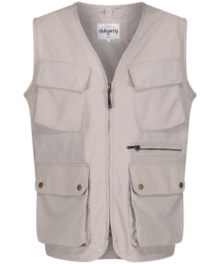 Men's Dubarry Burtonpoint Utility Vest - Tan