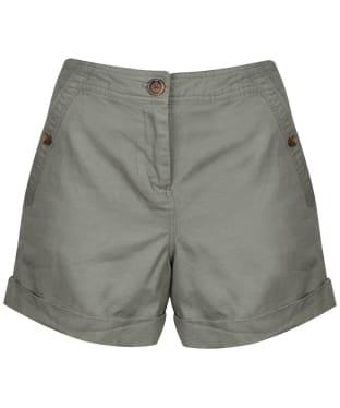Women's Joules Lydia Linen Shorts