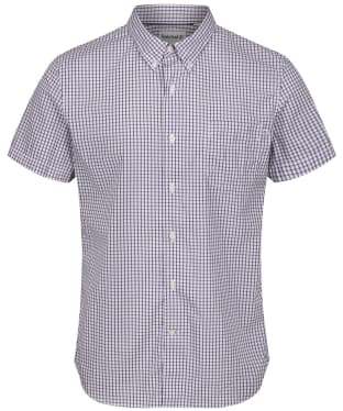 Men's Timberland Suncook River Small Gingham Shirt - White