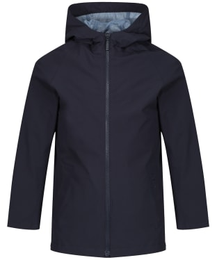 Boy's Barbour Irvine Waterproof Jacket, 10-15yrs - Navy