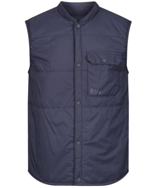 Men's Helly Hansen Shibuya Reversible Vest - Graphite Blue
