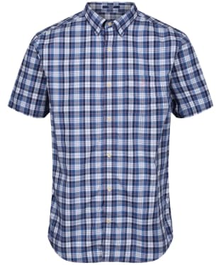 Men's GANT Tech Prep™ Check Shirt - Poseidon Blue