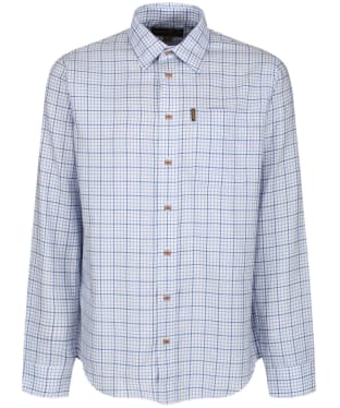 Men's Musto Classic Twill Shirt - Goodwood Blue
